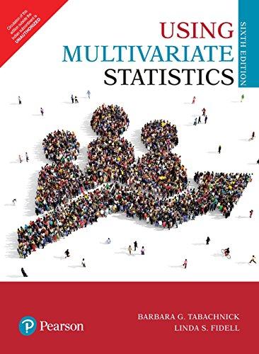 9789352861750: Using Multivariate Statistics , 6Th Edition