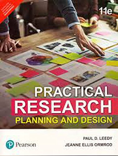 9789352861941: Practical Research : Planning And Design 11Th Edition