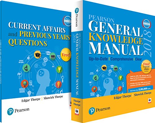 The Pearson General Knowledge Manual 2018 (With