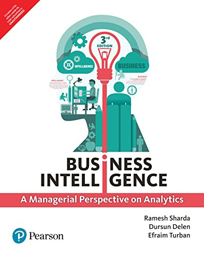 9789352862719: Business Intelligence: A Managerial Perspective On Analytics, 3Rd Edition