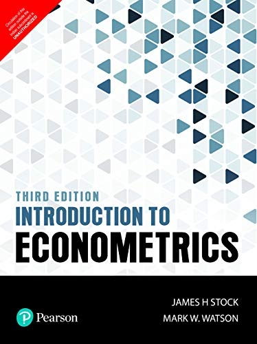 9789352863501: Introduction to Econometrics (3rd Edition)