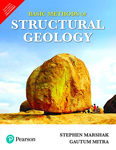 9789352864348: Basic Methods of Structural Geology