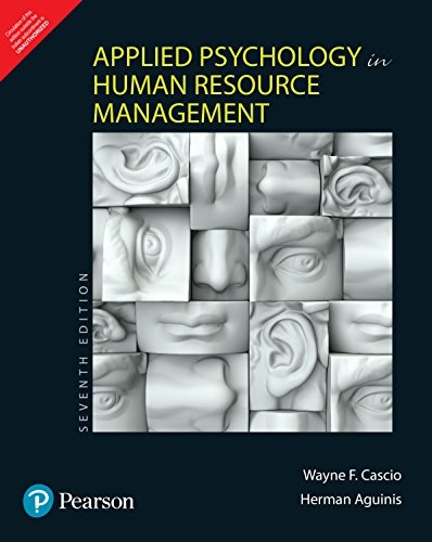 9789352866069: Applied Psychology In Human Resource Management