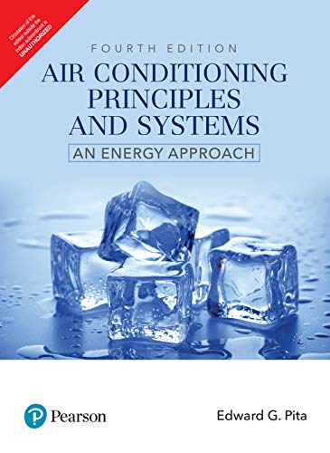 9789352866724: Air Conditioning Principles And Systems: An Energy Approach