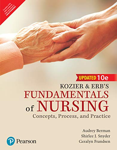 9789353060466: Kozier and Erb's Fundamentals of Nursing, Updated 10e