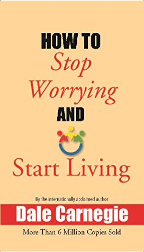 9789353241537: How to Stop Worrying and Start Living [Hardcover]