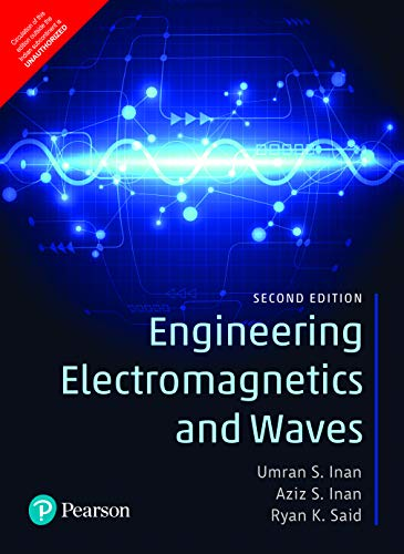 9789353434861: Engineering Electromagnetics and Waves, 2nd edition