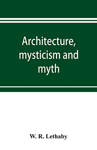 9789353897109: Architecture, mysticism and myth