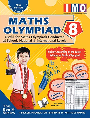 International Maths Olympiad - Class 8 (With