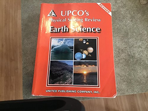 UPCO's Physical Setting Review Earth Science Revised: Robert Sigda