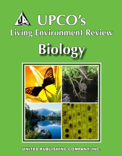 9789373232058: UPCO's Living Environment Review: Biology