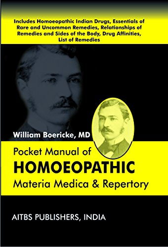 9789374735725: Pocket Manual of Homeopathic Materia Medica & Repertory