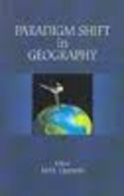 Paradigm Shift in Geography: Qureshi, M H