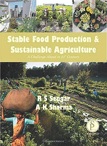 9789380012148: Stable Food Production & Sustainable Agriculture: A Challenge Ahead in 21st Century