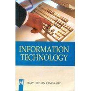 Information Technology: Rajib Lochan Panigrahy
