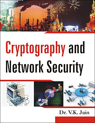 Cryptography and Network Security: VK Jain