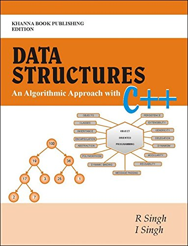 Data Structures: An Algorithmic Approach with C++: I Singh,R Singh