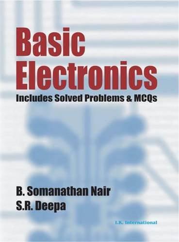 Basic Electronics: Nair B. Somanathan