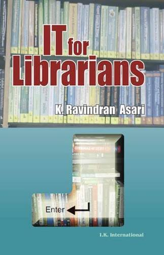9789380026596: IT for Librarians