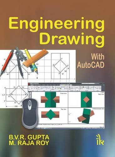 9789380026879: Engineering Drawing (with Auto CAD)