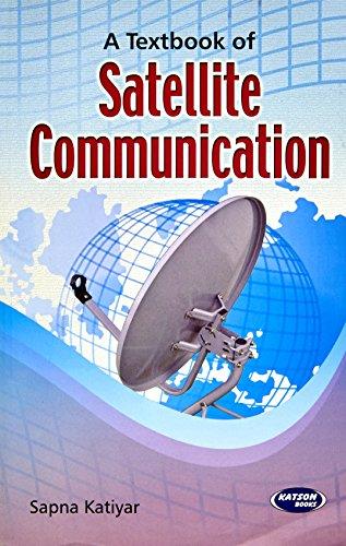 9789380027081: Satellite Communication (PTU)