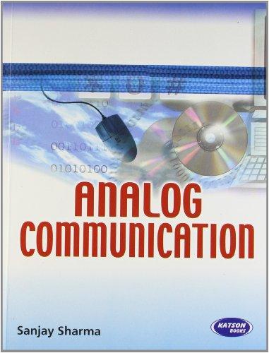 9789380027234: Analog Communication