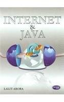 Internet & Java: Lalit Arora