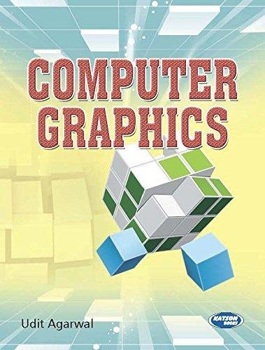 Computer Graphics Book By Udit Agarwal