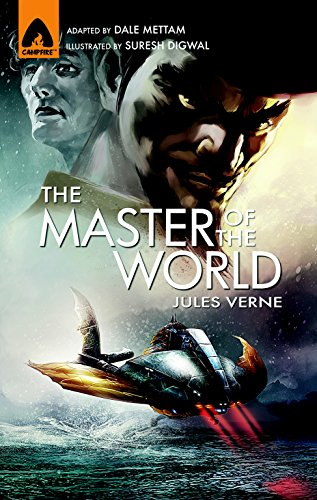 The Master of the World: The Graphic Novel (Campfire Graphic Novels): Verne, Jules