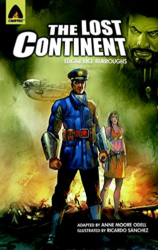 The Lost Continent: The Graphic Novel (Campfire Graphic Novels): Burroughs, Edgar Rice