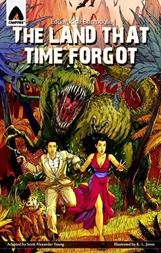 The Land That Time Forgot (Campfire Graphic: Edgar Rice Burroughs