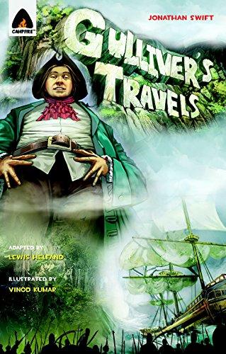 9789380028507: Gulliver's Travels: The Graphic Novel (Campfire Graphic Novels)
