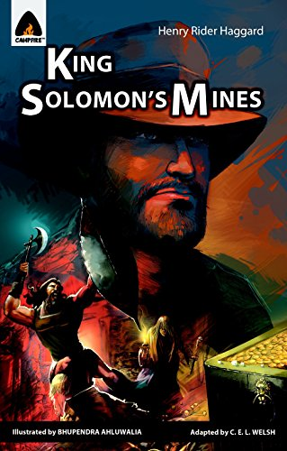 King Solomon's Mines: The Graphic Novel (Campfire Graphic Novels): Haggard, Henry