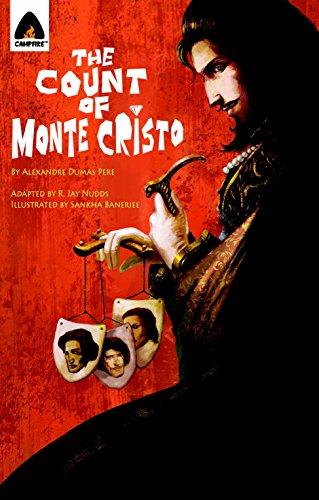 9789380028675: The Count of Monte Cristo: Campfire Classics Line (Campfire Graphic Novels)