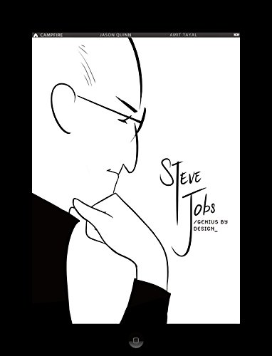 9789380028767: Steve Jobs: Genius by Design: Campfire Biography-Heroes Line