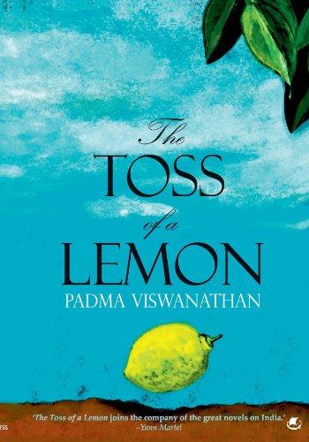 9789380032436: The Toss Of A Lemon