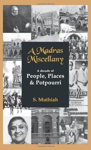 9789380032849: A Madras Miscellany
