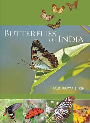 Butterflies of India: Arun Pratap SIngh