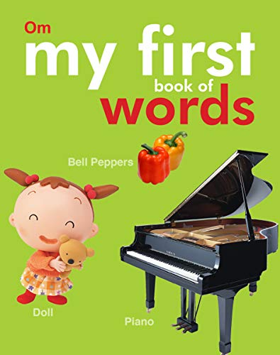 9789380069791: My First Book Of Words