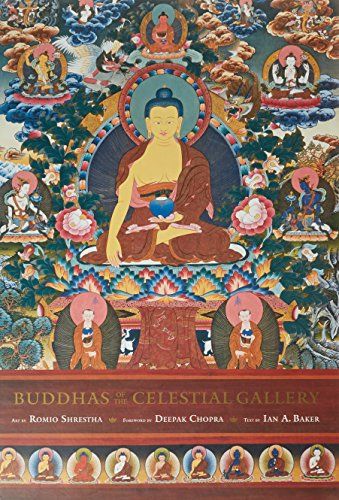 9789380070063: Buddhas of the Celestial Gallery