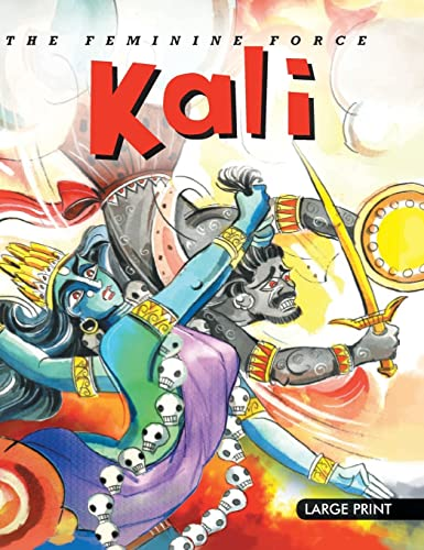 Large Print the Feminine Force Kali: Om Books In House Team