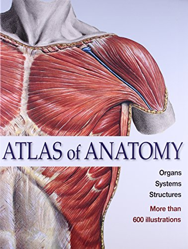Atlas of Anatomy Organs Systems Structures: Om Books International