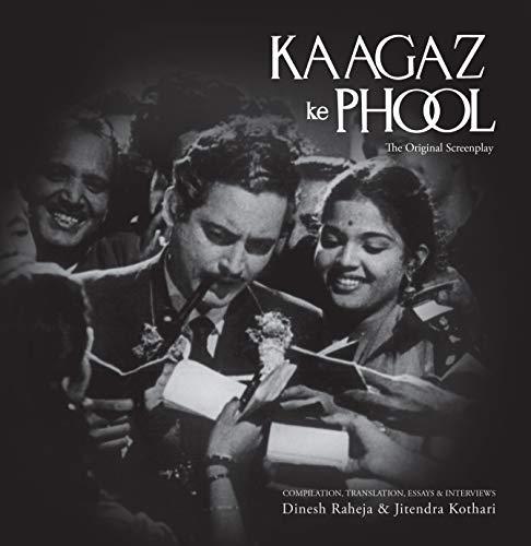 9789380070995: Om Books International Kaagaz Ke Phool: The Original Screenplay