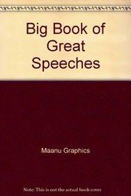 The Big Book of Great Speeches -: Gagan Jain