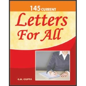 145 Current Letters for all: G.K. Gupta