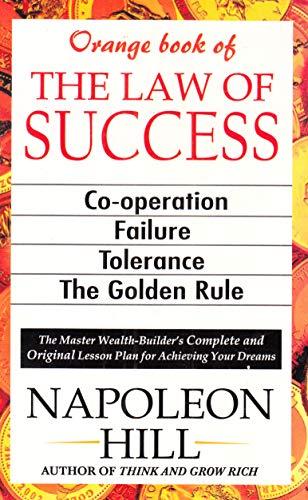 Orange Book of The Law of Success: Napoleon Hill