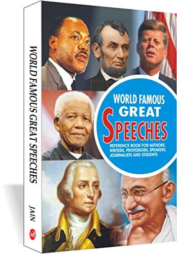 World Famous Great Speeches: Gagan Jain