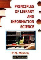9789380096476: Principles Of Library And Information Science