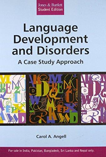 9789380108131: Language Development And Disorders