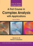 9789380108193: A First Coures In Complex Analysis With Appplictions
